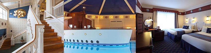 Disney's Newport Bay Hotel