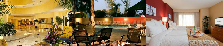 Anaheim Marriott Suites Details