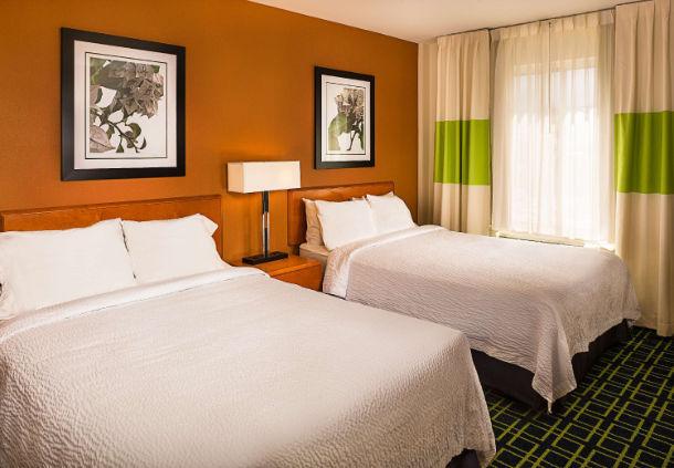 Fairfield double-double room