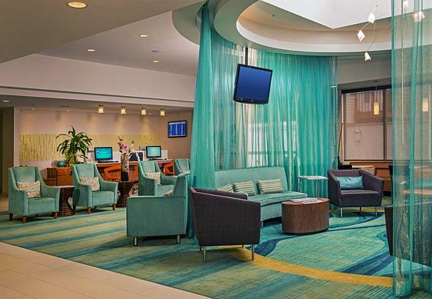 SpringHill Lobby