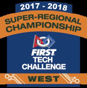 FTC West Super Regional Championship 2018 Logo