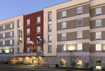Home2 Suites Hilton Louisville Nulu