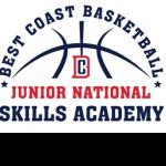 Best Coast Basketball Junior National Skills Academy LOGO-DATE