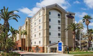 Candlewood Suites Anaheim Resort Area Exterior