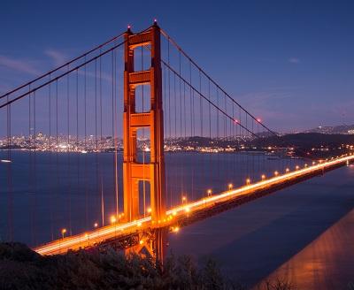 Golden Gate Bridge San Francisco California, USA.