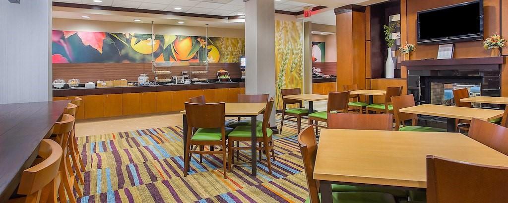 Fairfield Inn & Suites East - GET TravelGET Travel